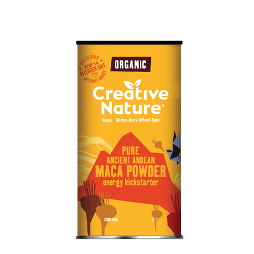 Creative Nature Organic Maca Root Powder - 150g