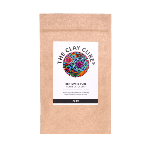 The Clay Cure Company Bentonite Pure Clay - 500g