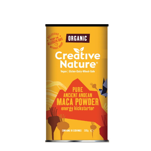 Creative Nature Organic Maca Root Powder - 300g