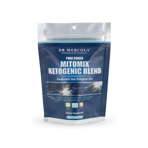 Dr Mercola Pure Power Mitomix Ketogenic Blend - 105g