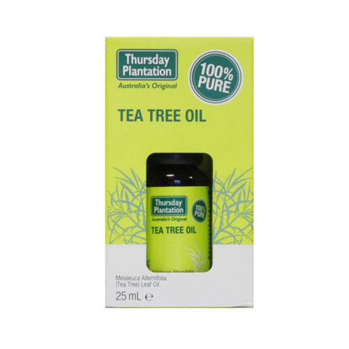 Thursday Plantation Pure Tea Tree Oil - 25ml