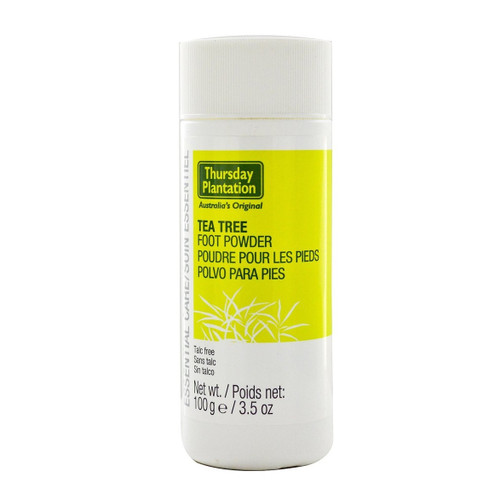 Thursday Plantation Tea Tree Foot Powder - 100g