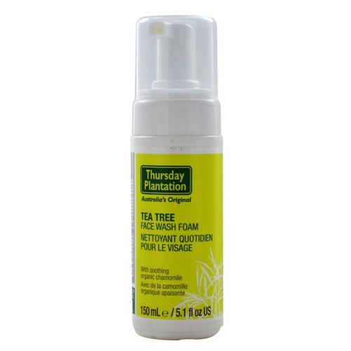 Thursday Plantation Tea Tree Wash Foam - 150ml