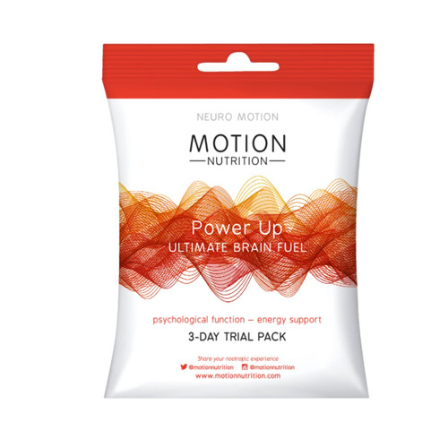 Motion Nutrition Power Up (Trial Pack) - 6 capsules