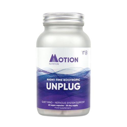 Motion Nutrition Unplug - 60 capsules