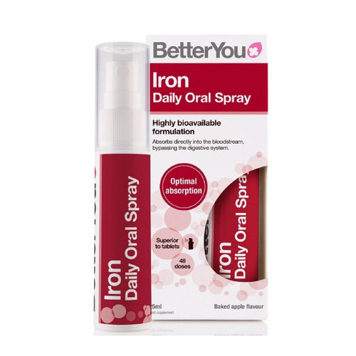BetterYou Iron Oral Spray - 25ml