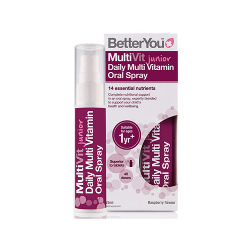 BetterYou MultiVitamin Junior Spray - 25ml