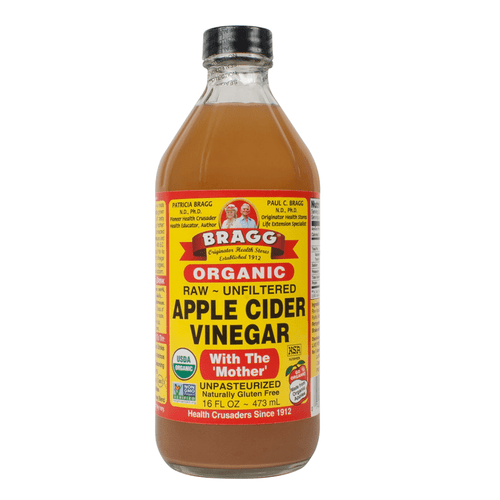 Braggs Apple Cider Vinegar With The Mother - 473ml