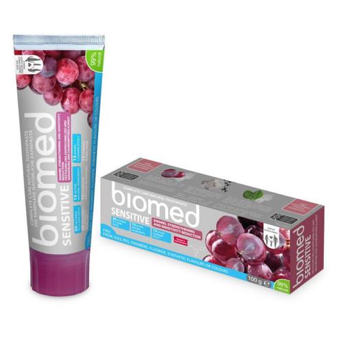 Biomed Sensitive Enamel Strengthening Toothpaste - 100g
