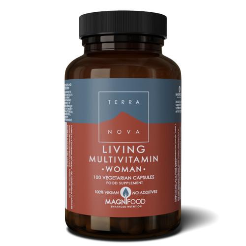 Terranova Living Multivitamin Women - 100 capsules