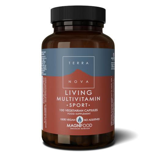 Terranova Living Multivitamin Sport - 100 capsules