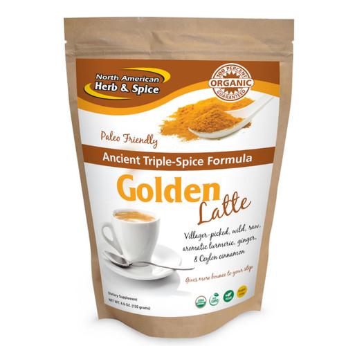 North American Herb & Spice Golden Latte (was TurmaMilk) - 130g