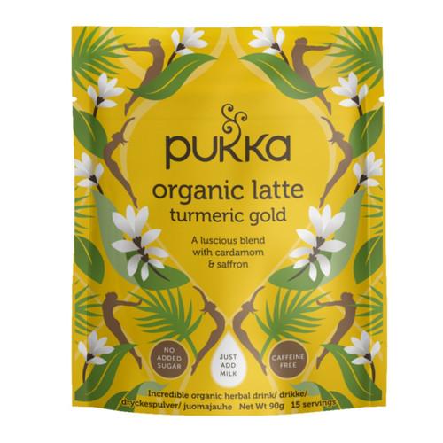 Pukka Turmeric Gold Latte - 90g