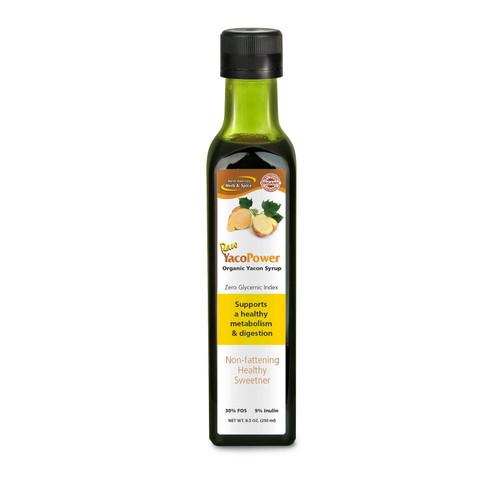 North American Herb & Spice Yac-o-Power - 250ml