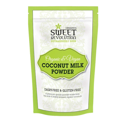 Sweet Revolution Organic & Vegan Coconut Milk Powder - 350g