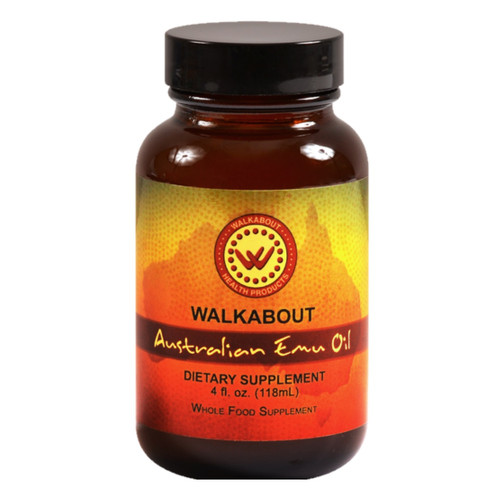 Walkabout Emu Oil - 118ml