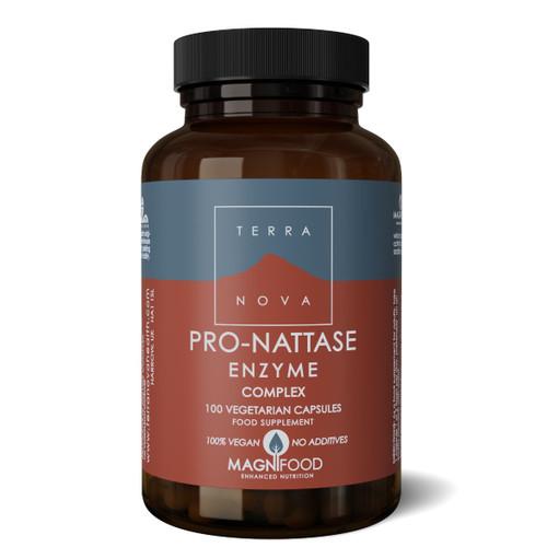 Terranova Pro-Nattase Complex - 100 capsules