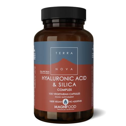 Terranova Hyaluronic Acid & Silica Complex - 100 capsules