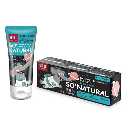 Splat Junior Bubblegum Toothpaste (6 to 11 Years) - 55ml