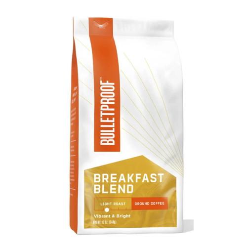 Bulletproof Breakfast Light Roast Coffee Ground - 340g (12oz)