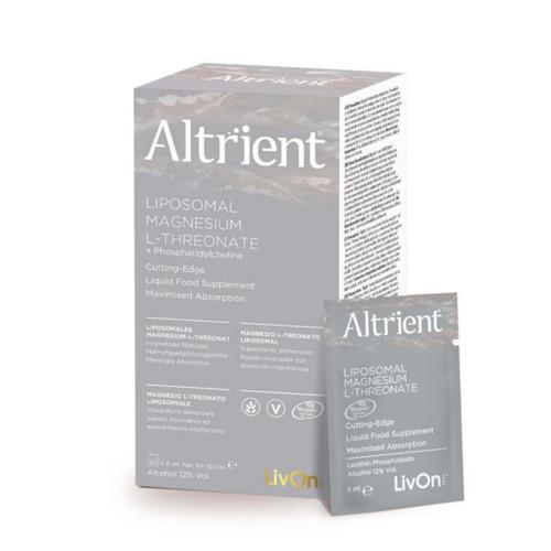 Altrient Liposomal Magnesium L-Threonate - 30 sachets
