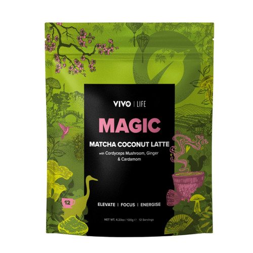 Vivo Life Magic Matcha Coconut Latte - 120g