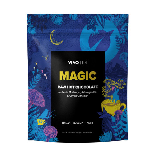 Vivo Life Magic Raw Hot Chocolate - 120g