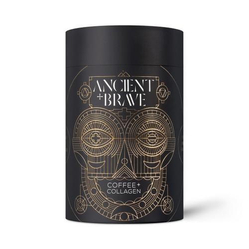 Ancient + Brave Ground Coffee plus Collagen - 250g