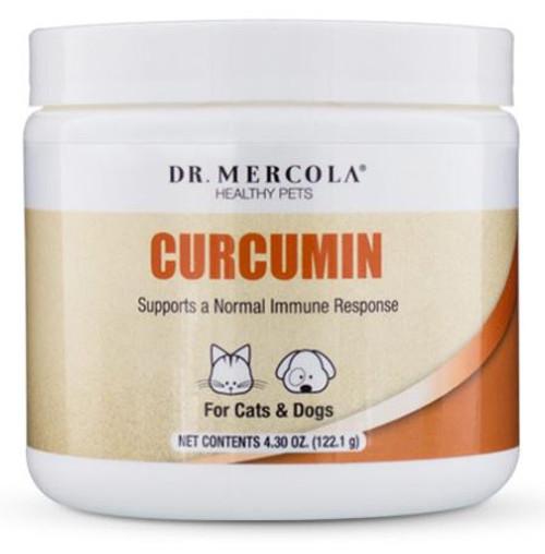 Dr Mercola Healthy Pets Curcumin - 122g