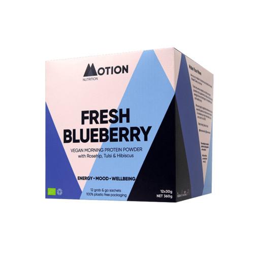Motion Nutrition Fresh Blueberry Vegan Protein - 360g