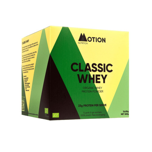 Motion Nutrition Classic Whey - 360g