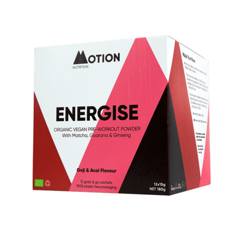 Motion Nutrition Energise - 180g