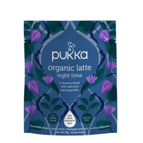 Pukka Night Time Organic Latte - 75g