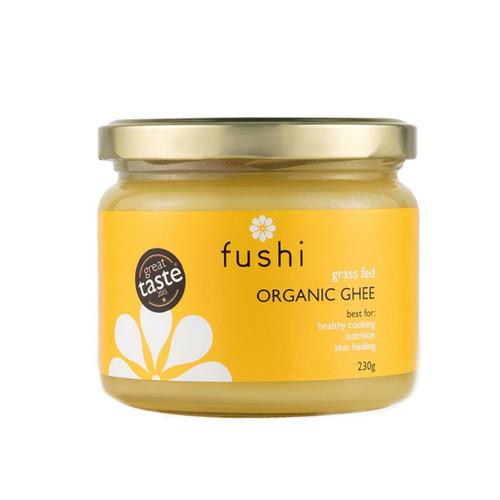 Fushi Organic Grass Fed Ghee - 230g