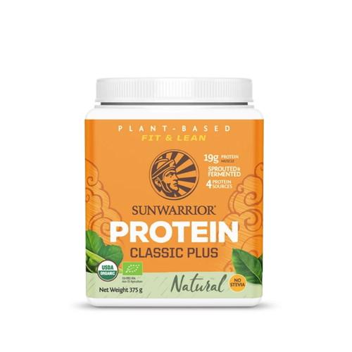 Sunwarrior Classic Plus Protein (Natural) - 375g