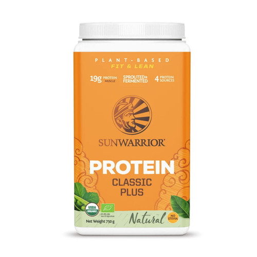 Sunwarrior Classic Plus Protein (Natural) - 750g