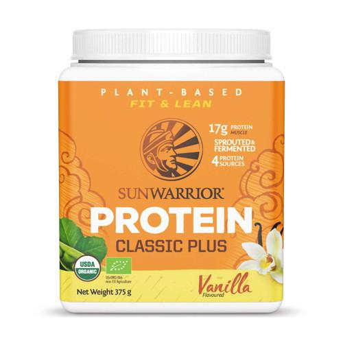 Sunwarrior Classic Plus Protein (Vanilla) - 375g
