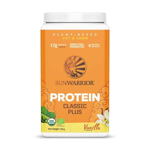 Sunwarrior Classic Plus Protein (Vanilla) - 750g