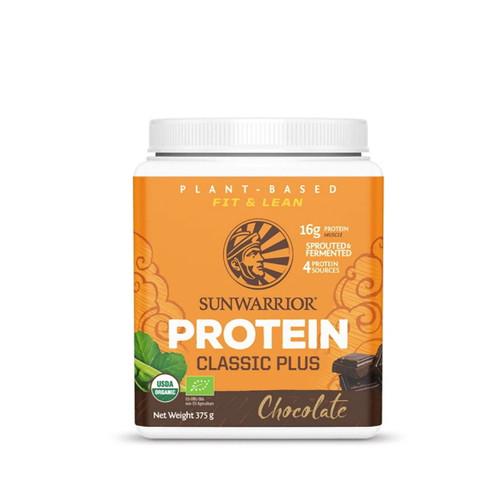 Sunwarrior Classic Plus Protein (Chocolate) - 375g