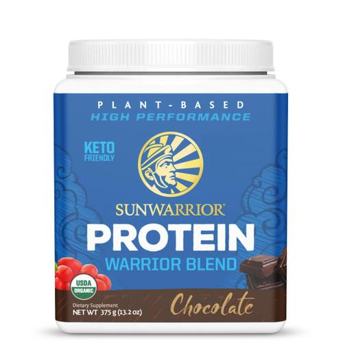 Sunwarrior Warrior Blend Protein (Chocolate) - 375g