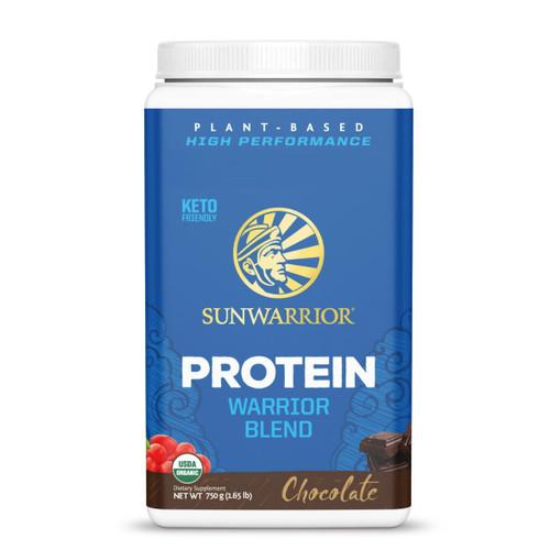 Sunwarrior Warrior Blend Protein (Chocolate) - 750g