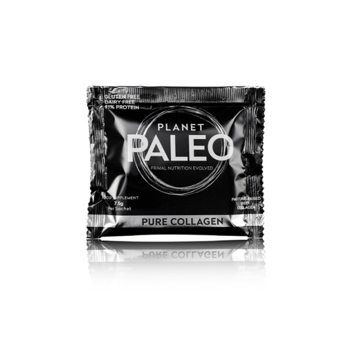 Planet Paleo Pure Collagen - 7.5g sachet