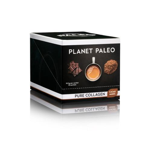 Planet Paleo Pure Collagen Hottie - Cacao Magic - 10.5g sachet