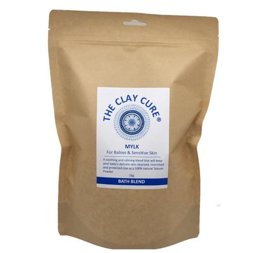 The Clay Cure Company MYLK Bath Blend - 1kg