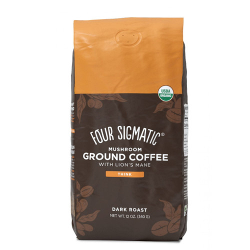 Four Sigmatic Ground Coffee with Lion's Mane  - 340g