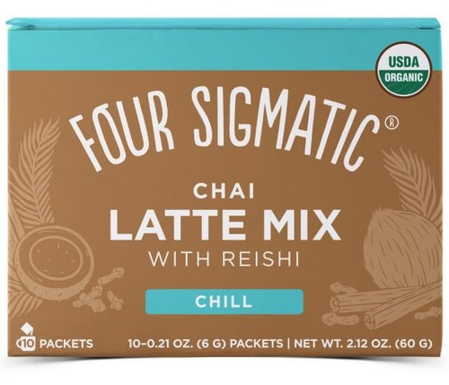 Four Sigmatic Chai Latte Mix with Reishi - 10 packets