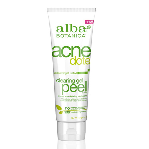 Alba Acne Clearing Gel Peel - 113g