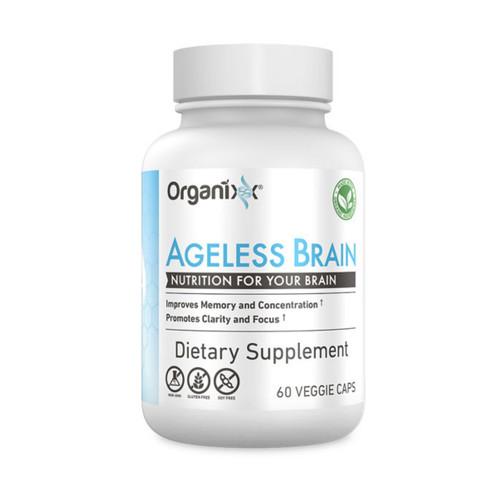 Organixx Ageless Brain - 60 capsules
