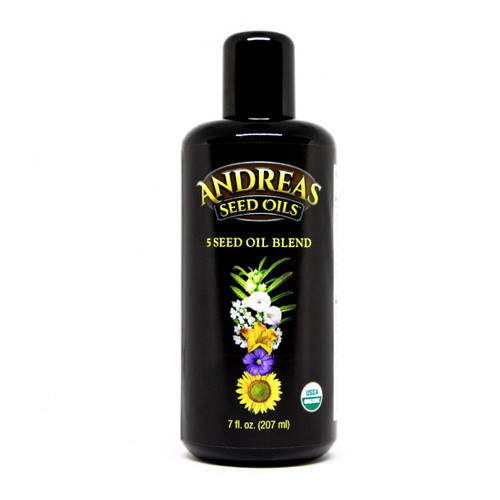 Andreas Seed Oils 5 Seed Blend Oil - 207ml