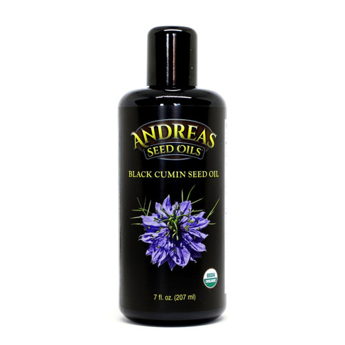 Andreas Seed Oils Black Cumin Seed Oil - 207ml